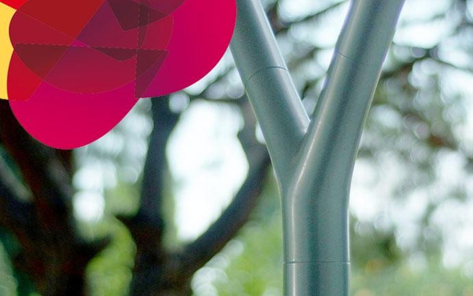 Acacia en Habitat 2010. diseño de Rafa Ortega